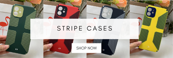 Stripe Case For iPhone