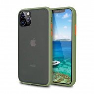 Green Case With Red Key - Premium PolyChromatic Shockproof Case