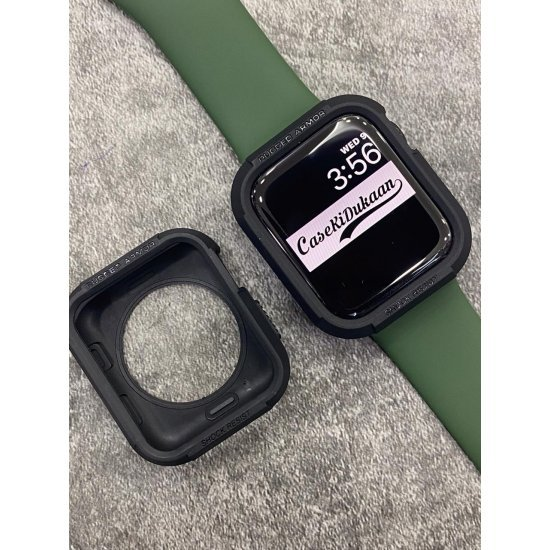 iWatch Rugged Armor Silicone case