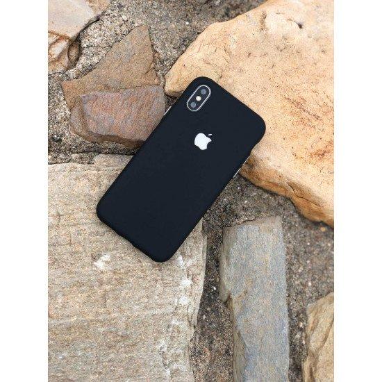 Black Jaguar Soft Logo Cut For iPhone