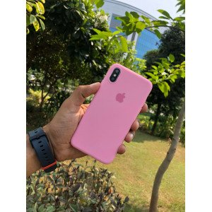 Sweet Pink iPhone Soft Case