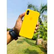 Polka Yellow Iphone Soft Case