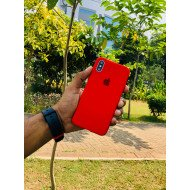 Salsa Red iPhone Soft Case