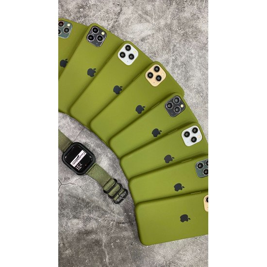 Studd Green Iphone Soft Case