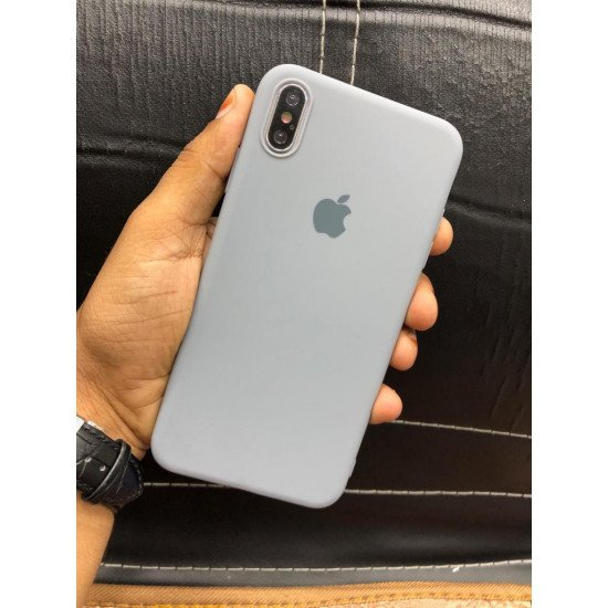 Frosted Steel Iphone Soft Case