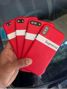 Supreme Soft iPhone Case