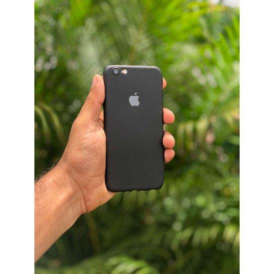 Cool Black iPhone Ultra Thin Case