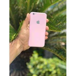 Carntion Pink iPhone Ultra Thin Case