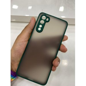One Plus Nord  Shockproof Case Cover Dark Green