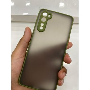 One Plus Nord Shockproof Case Cover Light Green