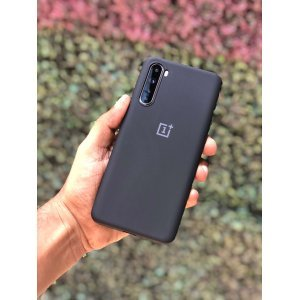 OnePlus Nord Soft Case Cover Black