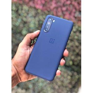 OnePlus Nord Soft Case Cover Dark Blue