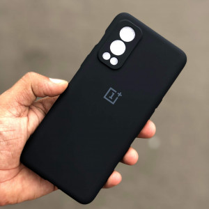OnePlus Nord 2 Soft Case Cover Black