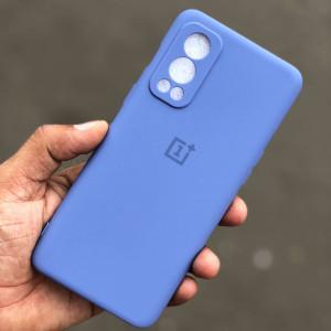 OnePlus Nord 2 Soft Case Cover Cornflower Blue