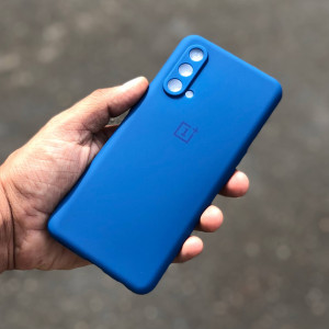 OnePlus Nord CE Soft Case Cover Royal Blue