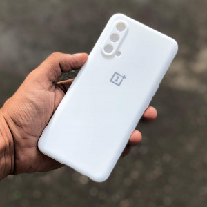 OnePlus Nord / Nod CE Soft Case Cover White