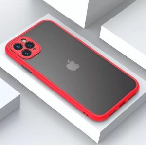 Shockproof Red Case For 11 Pro Max - 11 Pro - 11