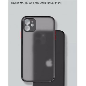 Shockproof Black Case For 11 Pro Max - 11 Pro - 11
