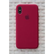 Rich Rouge Silicon Case For iPhone