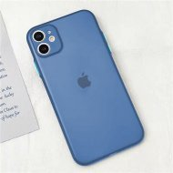 Pacific Blue Transparent Ultra Thin Case For iPhone