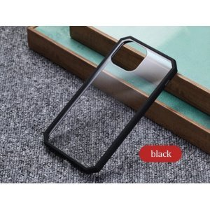 Black Bumper Shockproof Case For iPhone
