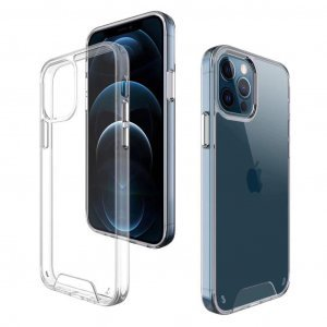 Transparent Shockproof Case for iPhone 12 - 12 Mini - 12 Pro - 12 Pro Max
