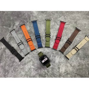 Nylon Strap Compatible with iWatch Series 5/4/3/2/1