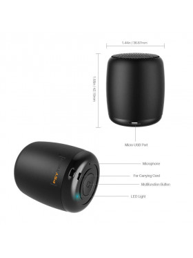 Psytech Mini Boost Wireless Bluetooth Portable Speaker