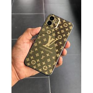 Louis Vuitton Iphone Luxurious Golden Skin