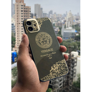 Versace Iphone Luxurious Golden Skin